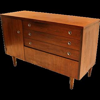 Mid Century Modern Bassett Dresser Credenza