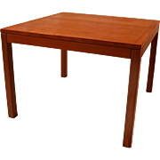 Mid Century Modern Vejle Stole Mobelfabrik table