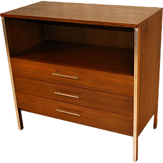 Mid Century Paul McCobb Calvin Group Dresser Media Center