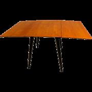 Paul McCobb Planner Group Drop Leaf Dining Table