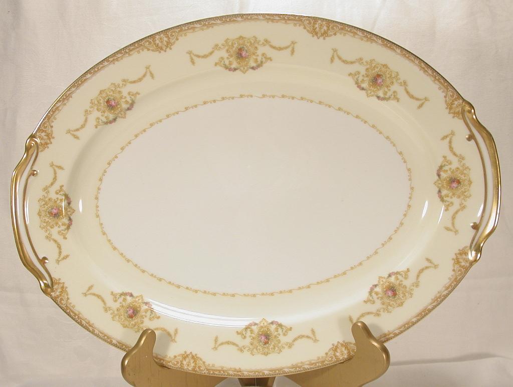 74 pcs Noritake Hibiscus China Dinnerware Service White Cream ...