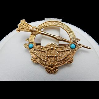 Vintage Scottish Kilt Pin