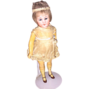 Antique Simon and Halbig 1079 Bisque Flapper Doll