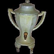 Antique Dollhouse Miniature Water Samovar