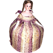 Antiques Simon and Halbig 1160 Little Woman Doll Pin Cushion