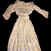 Antique Calico Doll Dress