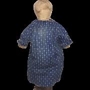 Antique Amish Cloth Rag Doll