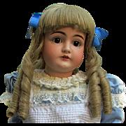 """On Sale!26"""" Kestner 146 with sleep brown eyes and original body! Layaway. """"Alice in Wonderland!"""""""