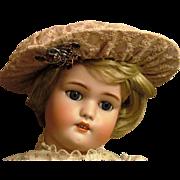 "Precious Angel 23"" Doll by Simon Halbig Mold 1078"
