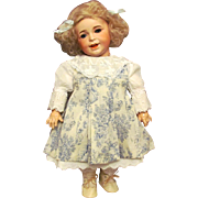 "20""  SFBJ 236 Laughing Jumeau Toddler Antique French Doll, Just Darling! Layaway!"