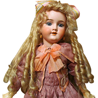 """27"""" Handwerck A Gorgeous German Antique Doll Desirable Mold 119 ~~ Layaway is Available!"""