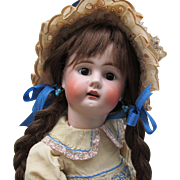 """Darling! 20"""" Bahr & Proschild Mold 247 Antique Doll, ~~~Layaway up to 4 months!~~~"""