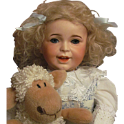 "20"" SFBJ 236 Laughing Jumeau Toddler Antique French Doll, Just Darling! ~ Layaway ~"