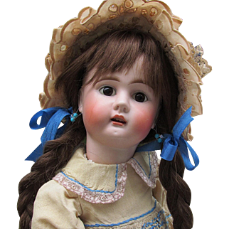 "Darling! 20"" Bahr & Proschild Mold 247 Antique Doll, ~~~Layaway is available to make this doll yours!~~~"