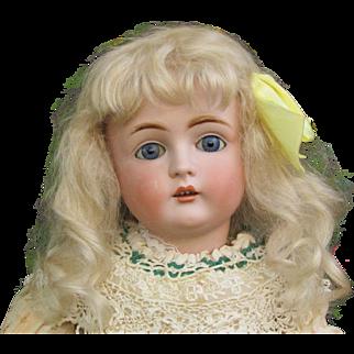 "Sale~ 18"" German Kestner Mold 167! Original sleep blue eyes and matching marked body! No repairs or repaint. Mint Condition! Layaway"