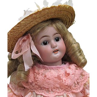 "15"" Cutie Pie! Petite Simon & Halbig 1079 Antique German Doll ~~ Layaway~~"