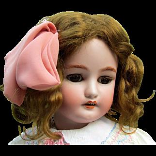 "ON Layaway~~ Thank you M. ~~~ 25"" CM Bergmann Simon & Halbig Antique German Doll~~ Near-Mint"