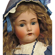"Stunning Child 23"" by Kammer & Reinhardt Mold 403 Antique German Bisque doll ~ Layaway is an option to make this doll yours!~~"