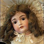 "Sale~~ 23"" Antique German Doll Kestner Mold 167~~ Layaway~~ Small flaw~~~ Layaway~~ Just Lovely ~~"