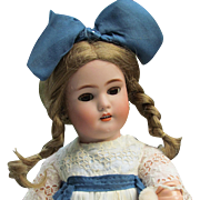 """Darling! 22"""" German Doll by Simon & Halbig Mold 1078 for French market! Wonderful condition ~~ Layaway~~"""