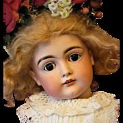 "Angelic Darling! 22 ½"" Antique German Doll by Kestner Desirable Mold 129  ~ Layaway~~"