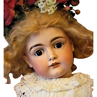 "Angelic Darling! 22 ½"" Antique German Doll by Kestner Desirable Mold 129  ~ Layaway~~"