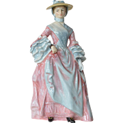 A Royal Doulton figurine 1989, from a limited edition.