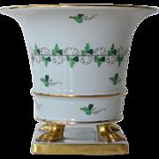A Herend, early vintage , 1947, porcelain 'urn' vase.