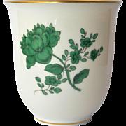 Augarten, Wien, porcelain cup, 1950c.