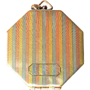 An early vintage Finberg ( FMCO ) vanity pendant.