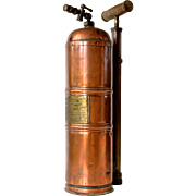 An early  vintage Muratori, Paris copper/brass sprayer.