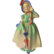 Vintage Royal Doulton ' Babie' porcelain figurine.