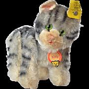 A vintage Steiff ' Kitty,'   1950 c.