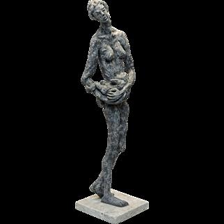 Ananda F. Weissman, 20th Century Sculpture