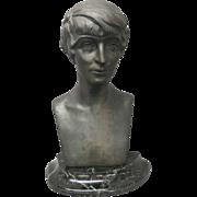 Anna Coleman Ladd Bronze Bust - 1922  - Anna Pavlova