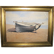 Thomas Charles Leeson Rowbotham Watercolor – 1864