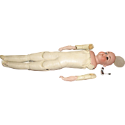 Antique Gebruder/Krauss German Antique Doll - DIY or Body Parts