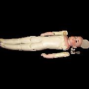Antique Gebruder/Krauss German Antique Doll - DIY or Body Parts