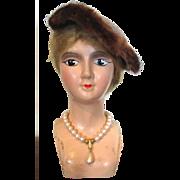"31"" Boudoir Doll 1920's – 1930's"