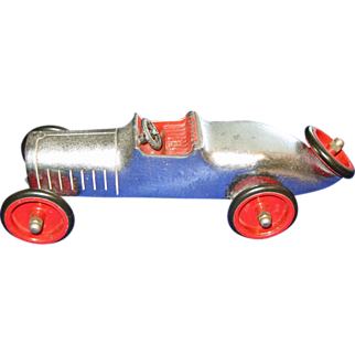 RARE – Faith Open Cockpit Bobtail Race Car – ca 1930