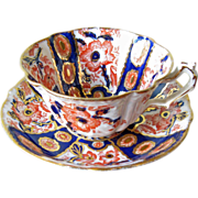 Four Sets of Cups & Saucers - W & Sons