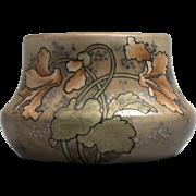 Stellmacher Pottery Amphora-Type Art Nouveau Vase