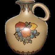 L. Hjorth Ewer - Denmark Pottery - 1927