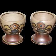 L. Hjorth - Denmark - Egg Cups – Circa 1927