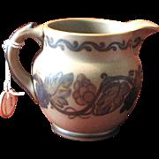 L. Hjorth Pottery Creamer - Denmark Ca. 1927