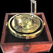 Antique Brass Heath & Co. Pelorus
