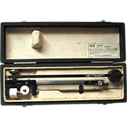 Vintage K&E Compensating Polar Planimeter