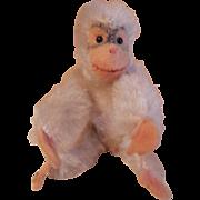Small Steiff Monkey