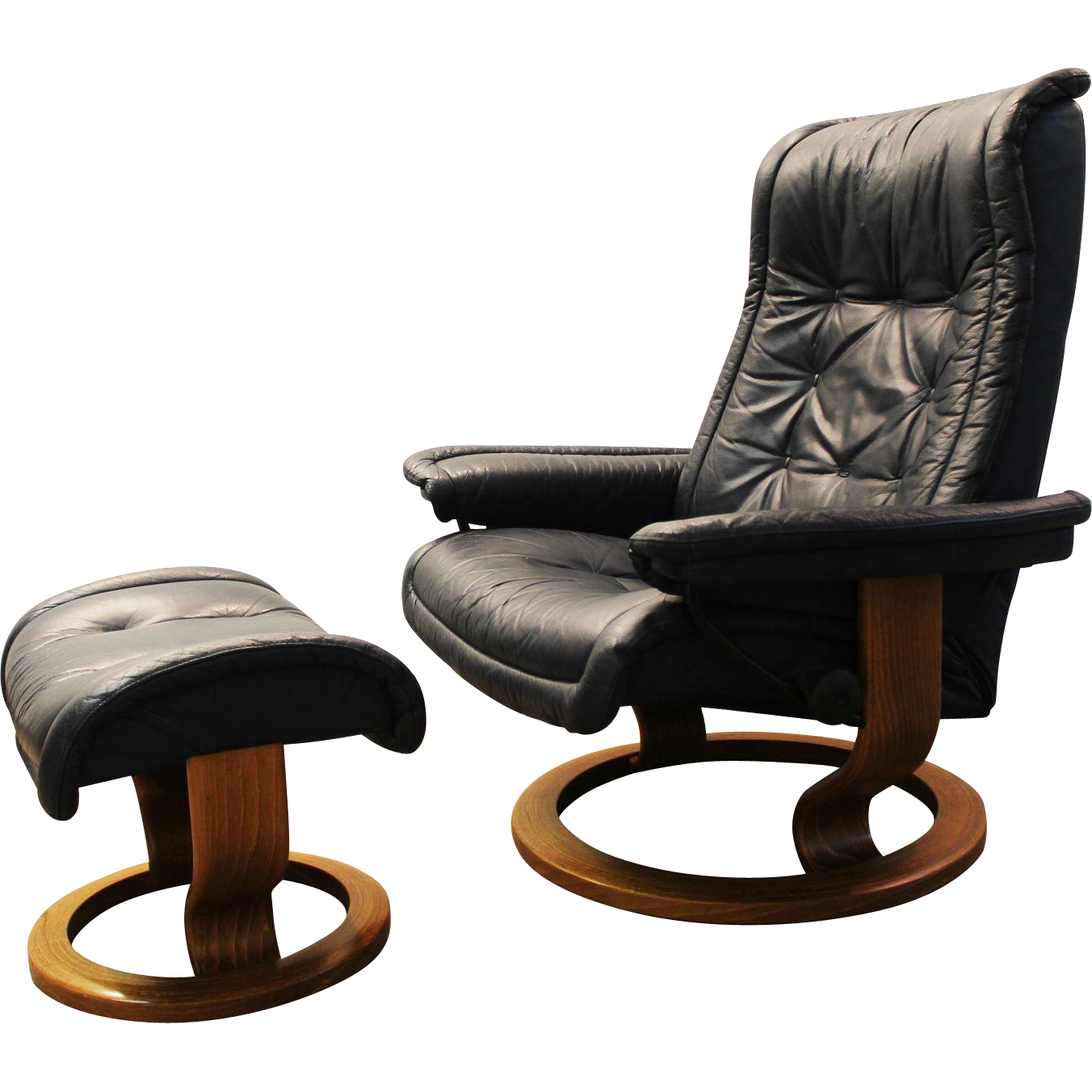 lane leather recliner chair