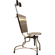 Vintage Architectural Dentist/Shot Chair